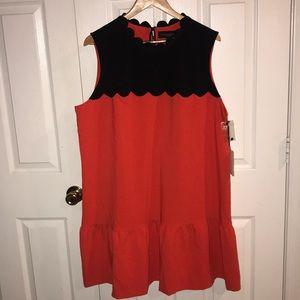 🆕 NWT Victoria Beckham for Target Dress 2XL